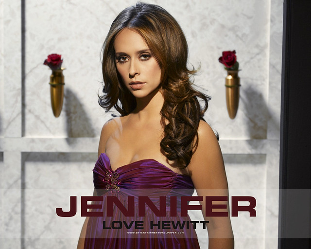 Jennifer love Hewitt actress wallpaper by Farazsiyal