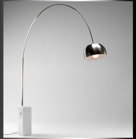 Arco Floor Light by Achille Castiglioni
