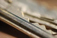 Key groove - 85mm macro lens test (avlxyz) Tags: lens keys ed nikon bokeh teeth 85mm if groove nikkor vr macrolens micronikkor swm silentwavemotor vibrationreduction vrii internalfocusing dxformat nikonafsdxmicronikkor85mmf35gedvr extralowdispersion