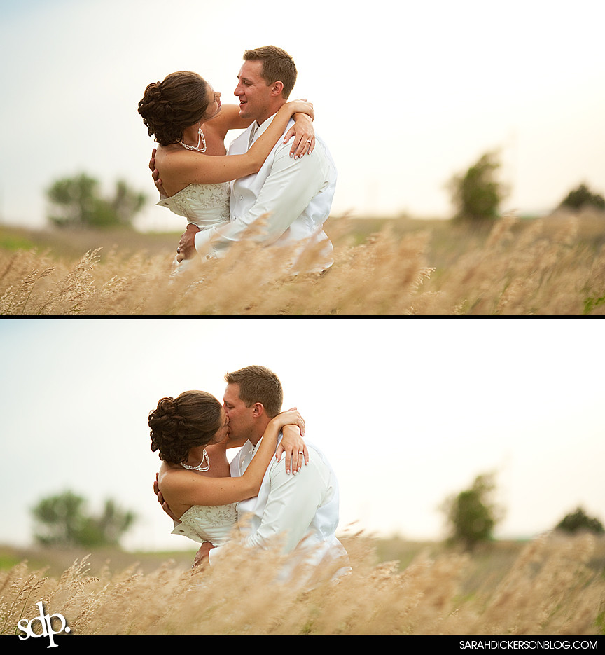 Hays, Kansas wedding images