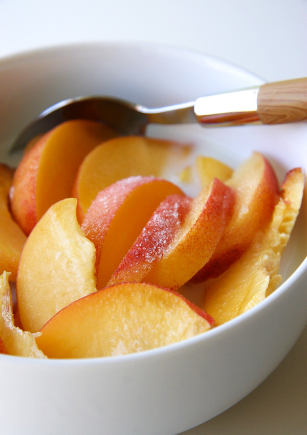 Peach Cereal