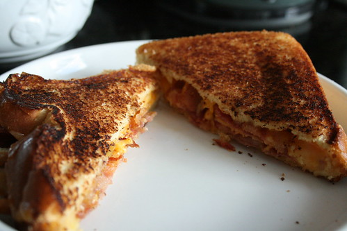 Bomble Grilled Cheese