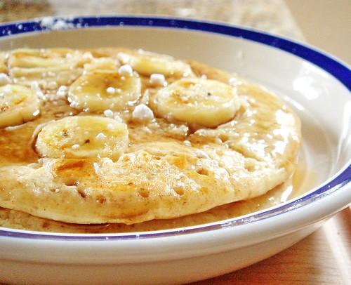 pancakes-oatmeal