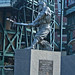 Hank Greenberg sculpture