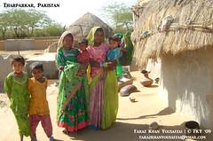 People of Tharparkar, Pakistan (Faraz Khan Yousafzai) Tags: pakistan temple fort hinduism jain sindh mithi rajasthan jainism marvi talpur tharparkar nagarparkar naukot