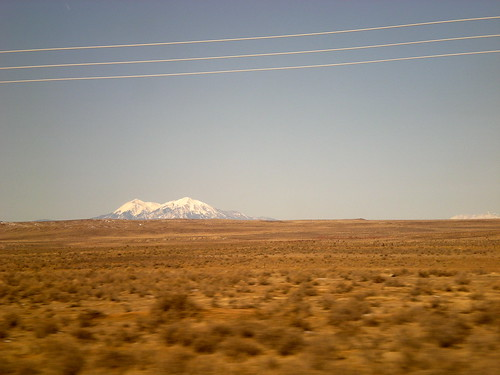 From the Southwest Chief, April 2010