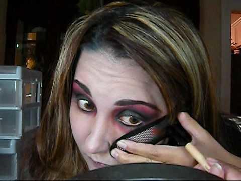 maquiagem de vampiro como fazer