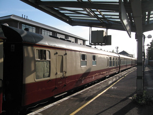 Heritage Train - Kitchen Car (UK)