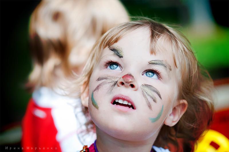 Фотосессия с красками. Фотограф Ирина Марьенко. Fotostomp.ru
