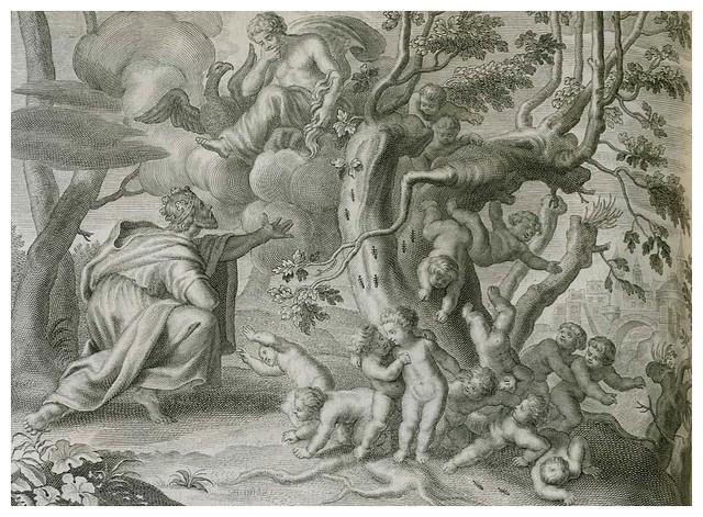 011-Les Metamorphoses d'Ovide  En Latin Et François … 1677
