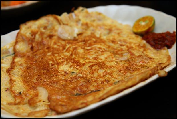 cincalok-omelette