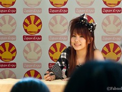 Japan Expo 2010 - Morning Musume - 35 (fabnol) Tags: paris france cute idol idols 2010 junjun morningmusume helloproject tsunku linlin japanexpo aitakahashi tanakareina niigakirisa kameieri mitsuiaika momusu michishigesayumi