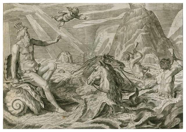 003-Les Metamorphoses d'Ovide  En Latin Et François … 1677