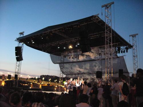 Danse Sucre du printemps port de la Viguerie