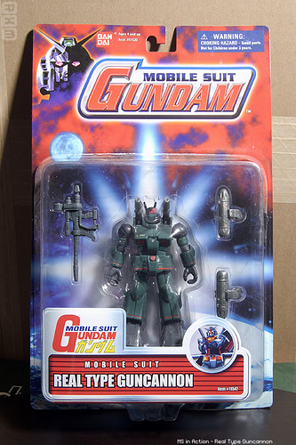MSiA - Real Type Guncannon