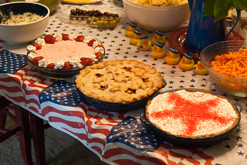 Felicity's Independence Pies