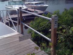 Kee Klamp Dock Railing