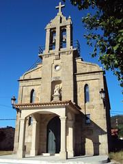 San Xurxo de Sains, Vigo (HombreDHojalata) Tags: church iglesia galicia galiza vigo sanjorge igrexa sanxurxo sains
