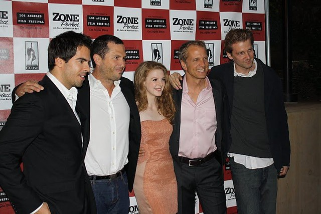 The Last Exorcism premiere