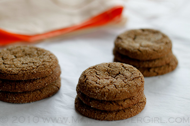 Spicy Molasses Cookies :: mango power girl :: mohini patel glanz ...
