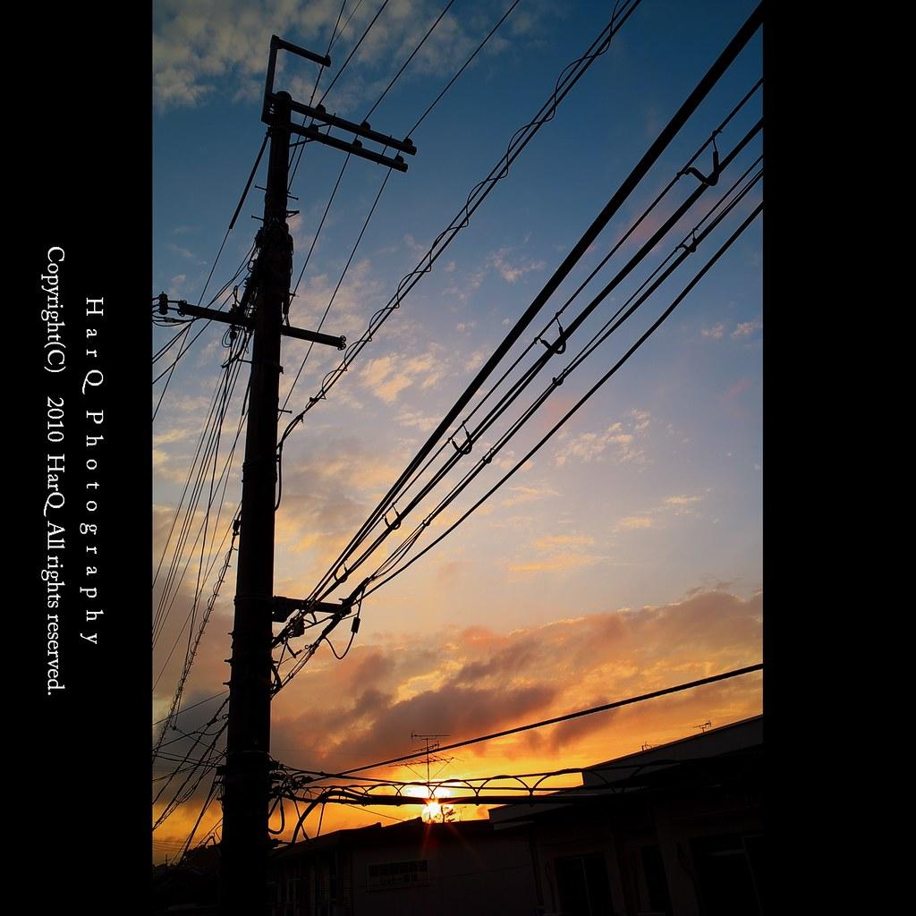 Sunset 2010-07-07