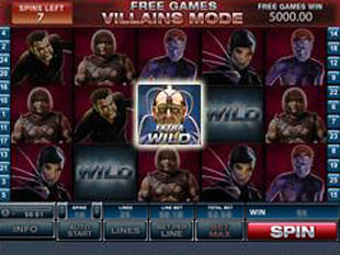 free X-Men bonus game