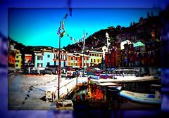 "Paradise Square (wallace39 "" mud and glory "") Tags: italy italia liguria genova portofino levanteligure golfodeltigullio flickraward"