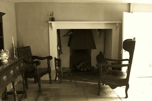Thomas Hardy's Boyhood Home, Higher Bockhampton, Dorset
