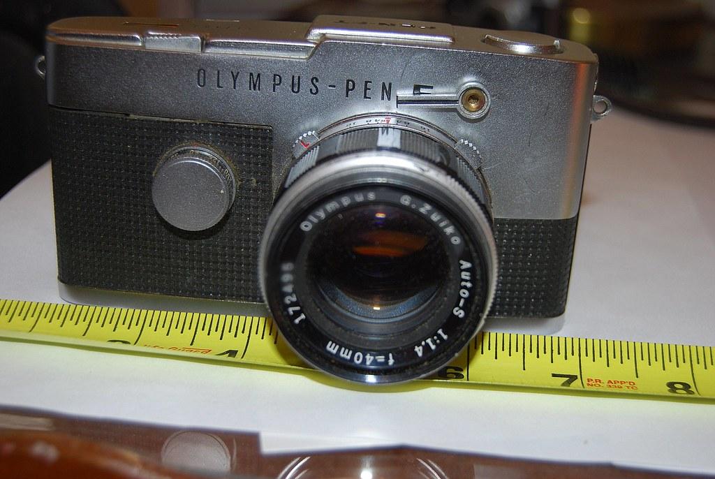 Olympus Pen FT ½ Frame