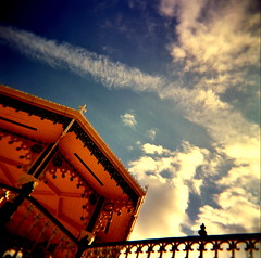 western bandstand