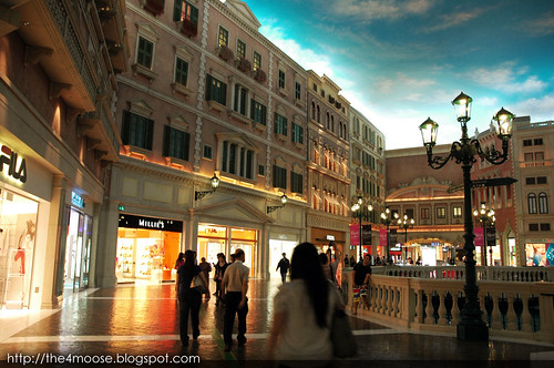 The Venetian - Canal Shoppes