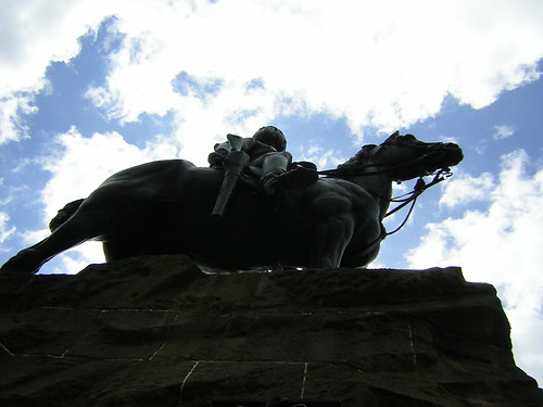 Memorial The Royal Scots Greys