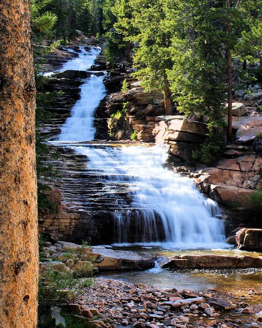 8x10 Provo River Falls IMG_9592