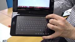 Toshiba W100 Hands On 12