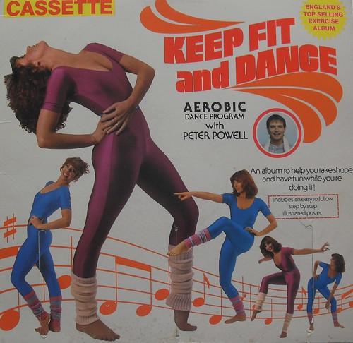 1980s Album Cassette Cover