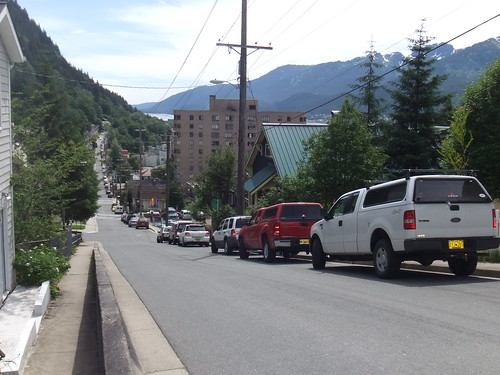 Gold Street, Juneau, Alaska