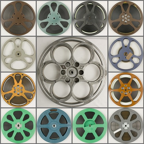 Reel Mosaic by Carbon Arc