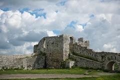 Albania, Berat, Citadel, walls (Australians Studying Abroad (Christopher Wood)) Tags: citadel balkans albania fortress berat christopherwood australiansstudyingabroad oyyomans
