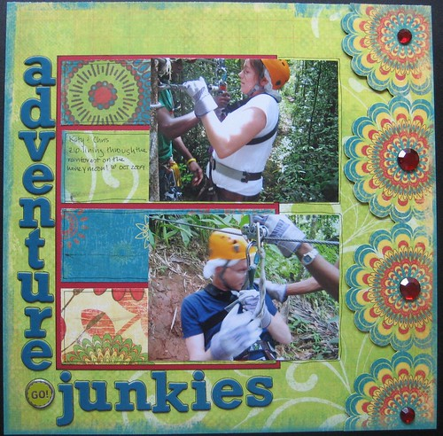 July C2P: Adventure Junkies