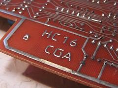 HC16 CGA