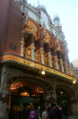 Die Oper von Barcelona, Katalonien