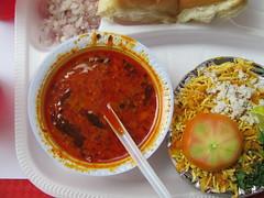 Misal Pav (santosh.wadghule) Tags: paw maharashtra spicy pav mumbai pune marathi vada wada vari maratha kolhapur pandharpur maharashtrian misal