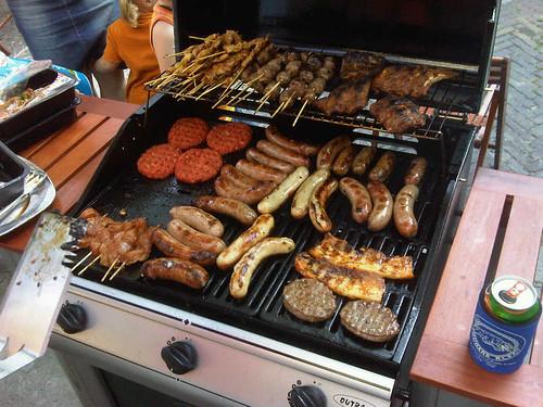 Aussie style BBQ
