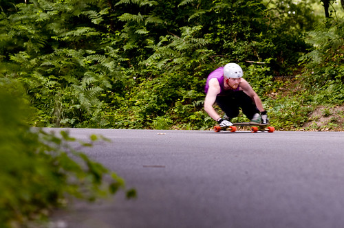 downhill longboard wheel