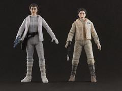 Figure Evolution - Hoth Princess Leia