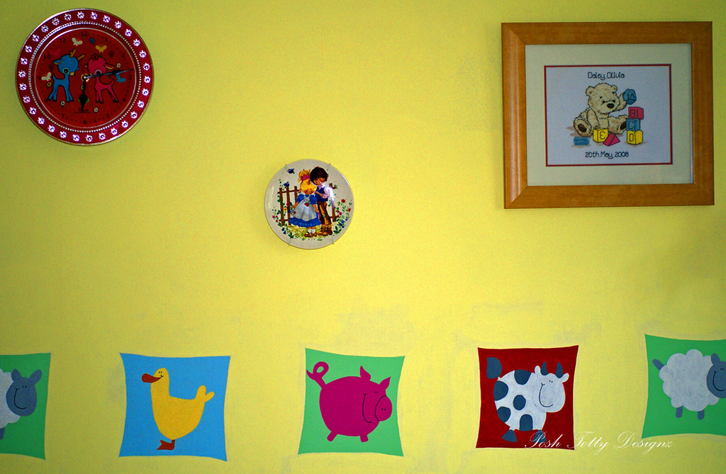 nursery decor...
