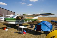 D-ECMQ - FR172H0232 - Private - Reims FR172H Reims Rocket - 100710 - Fowlmere - Steven Gray - IMG_6606