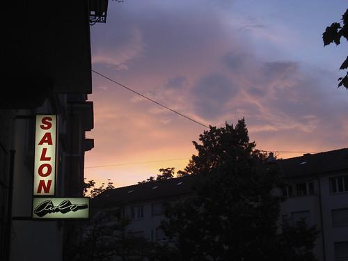 11.7.2010 – Abendhimmel – Kyburgstrasse