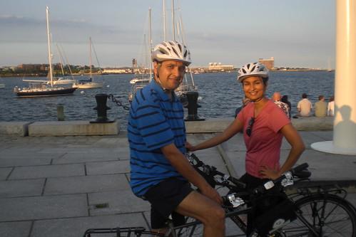 Urban AdvenTours - Bikes@Night - 7.11.10 - 6 PM Photo