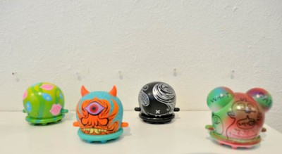 Buff Monster Custom Show at GR2